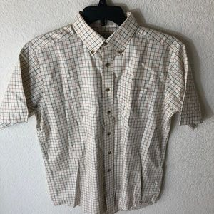 LL Bean Wrinkle Free Traditional Fit Shirt